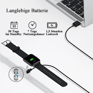 Ausgezeichnete Batteriekapazität