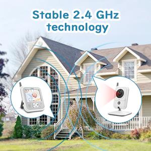 2.4 GHz Wireless Signal Technology