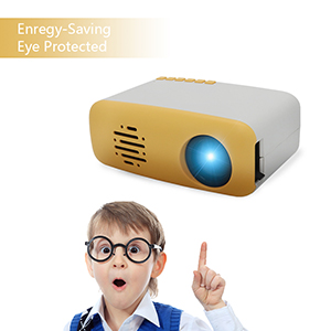 Mini Pocket Video Projector LED LCD Pico Movie Projector HDMI USB Interface Movie Play Game