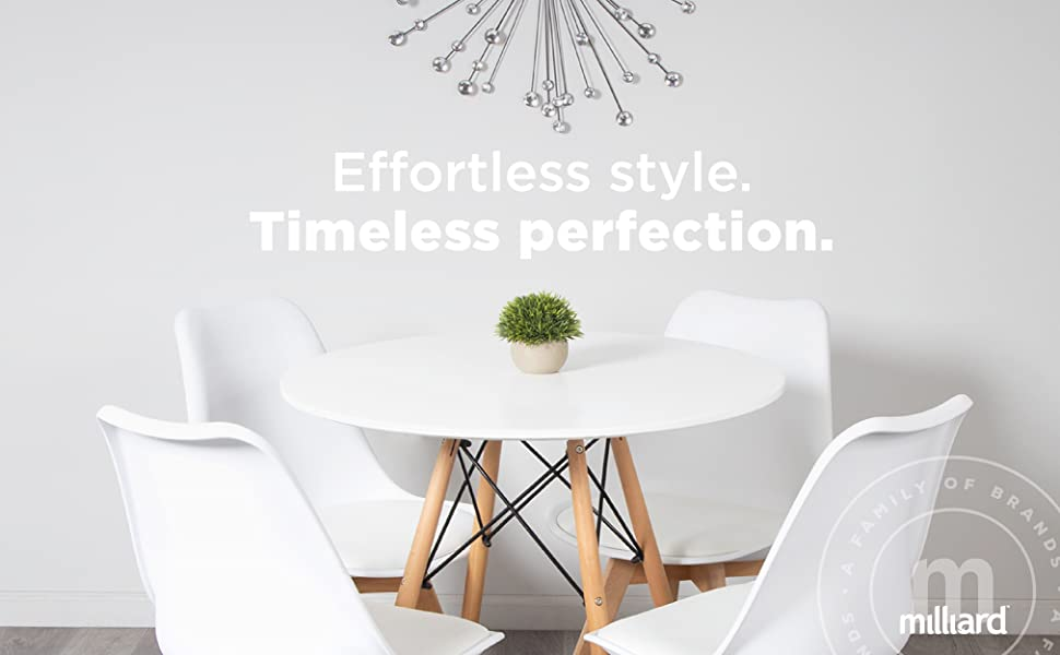 Effortless style. Timeless perfection.