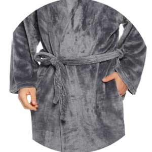 men dressing gown