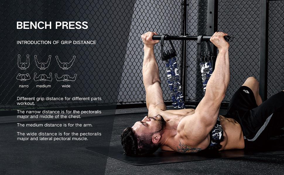 bench press band