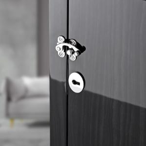 Leader 4 watch winder door lock