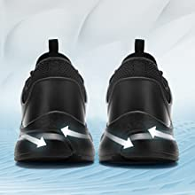 steel toe shoes for men womens waterproof work shoes slip resistant tennis shoes lightweight
