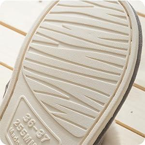 Non-Slip Comfortable Slip-on Slippers bedroom slippers women