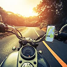 Navigation by map on phone or want to enjoy music, the phone keep your phone fixed.