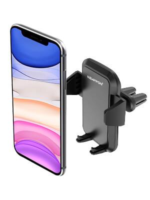 Phone car mount vent clip