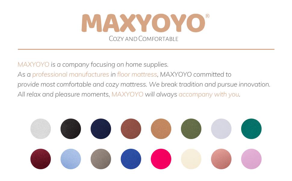 Japanese Floor Mattress Futon Mattress, Thicken Tatami Mat Sleeping Pad Foldable Roll Up Mattress