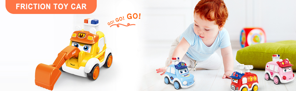 pull back cars