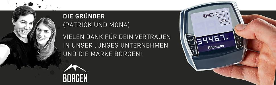 Borgen Wandhouder Zadelontluchtingsset Bosch Intuvia Displaybescherming Beschermtas Tas Hoes TPU