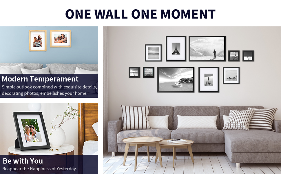 ONE WALL Picture Frame