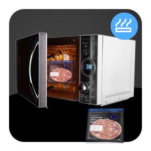 Adatto per il riscaldamento a microonde