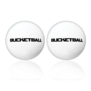 Bucket Pong Game Balls