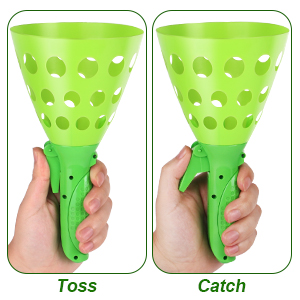 toss and catch