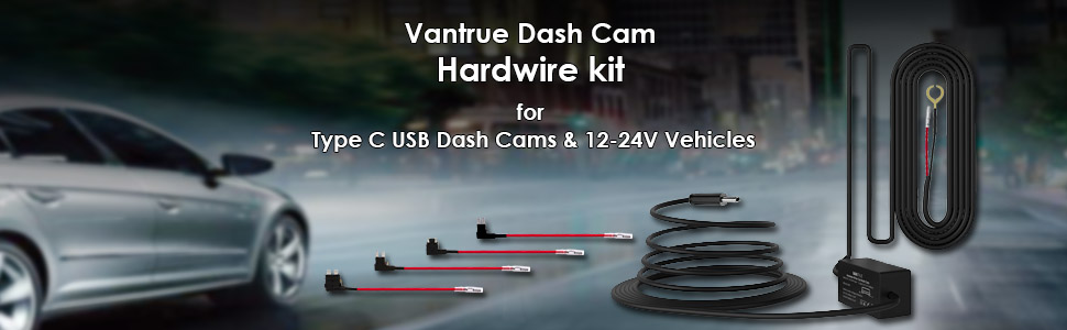 Type C Hardwire Kit