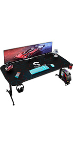 homall gaming desk