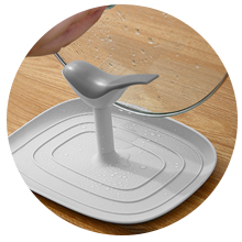 Spoon Pot Lid Rest Holder