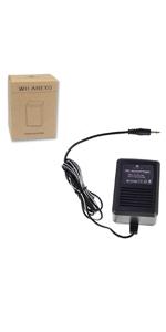 power supply adapter for  atari 2600