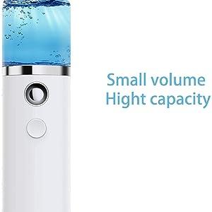 automatic sanitizer disinfectant machine liquid alcohol spray nano facial portable Sprayer