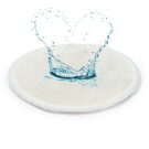 Ultra Soft and Absorbent Reusable Breastfeeding Pads