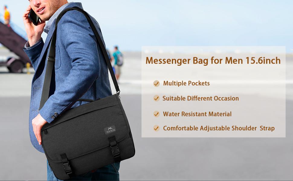 Laptop Bag for Men Laptop Bag 15.6 Inch
