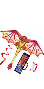 dragon kite for kids