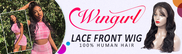 Wingirl hair