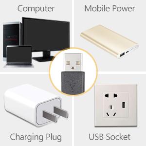 USB POWERING