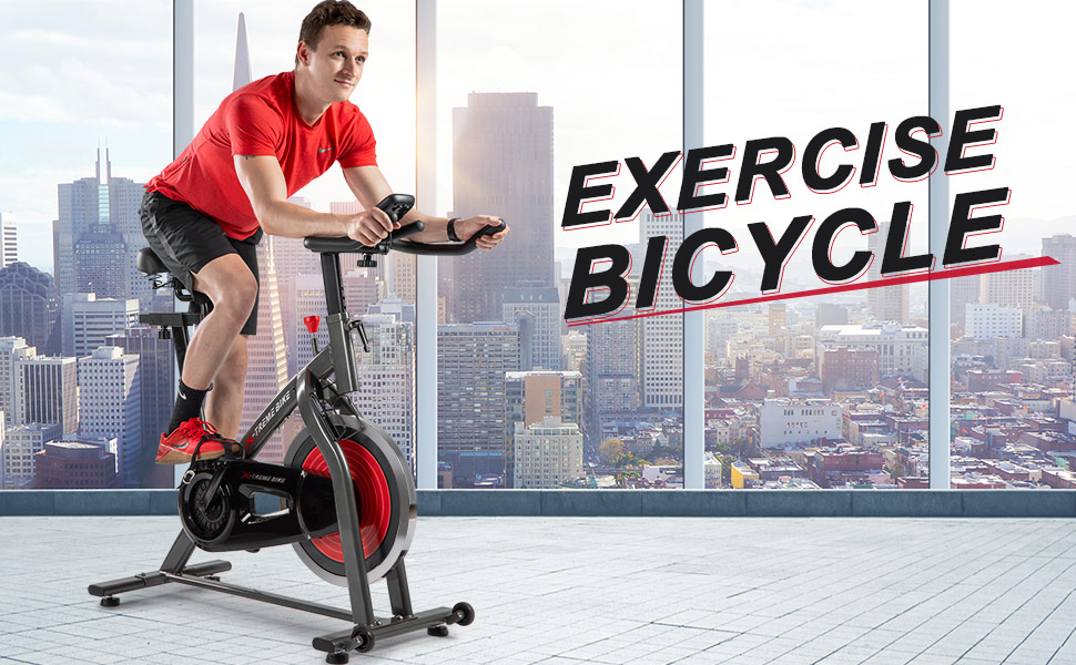 Cycle Trainer Exercise Bicycle Spin bike Fitness equipment Bike trainer Exercise equipment