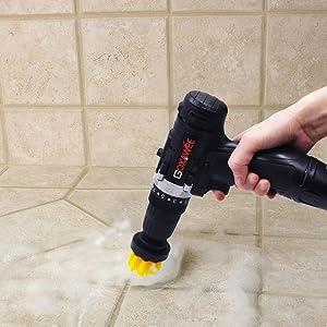 GOXAWEE 1500mAh screwdriver chargeable drill set atornillador electrico inalambrico atornilladora