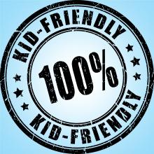 100% CHILD SAFE