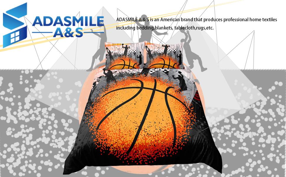 basketball bedding set