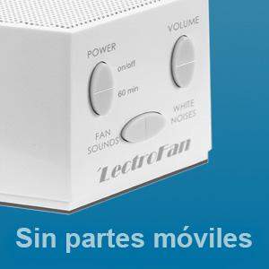 LectroFan - Máquina de Ruido Blanco con Sonidos de Ventilador y ...
