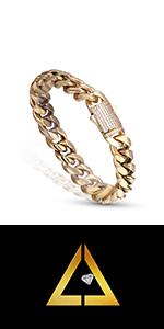 cuban link bracelet for men