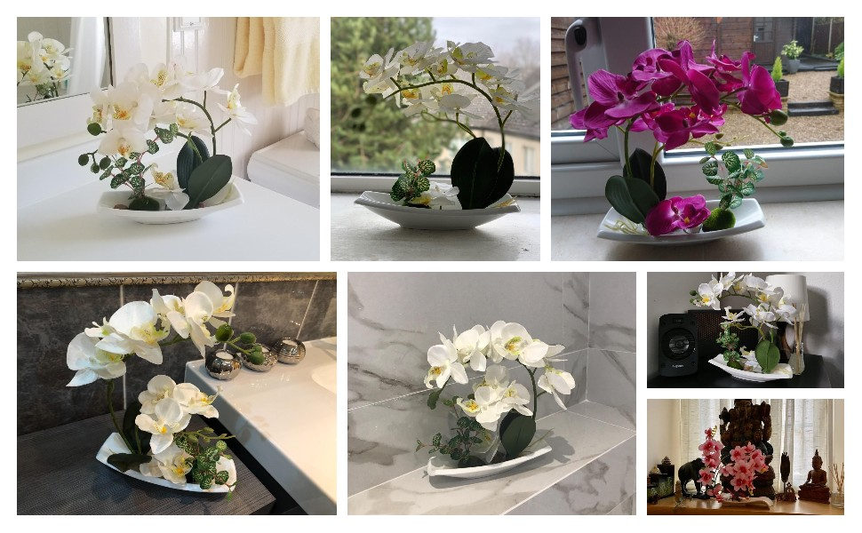 sztuczny kwiat sztuczne rośliny domowe