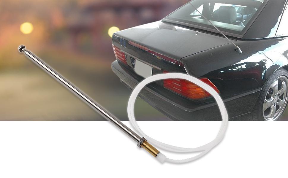For 1998-1999 Mercedes CL500 Antenna Mast 49416GH Antenna