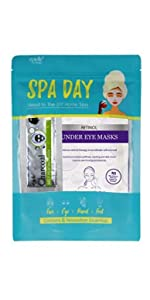 spa day kit