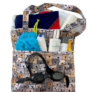 Swimming bag