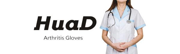 HuaD arthritis gloves