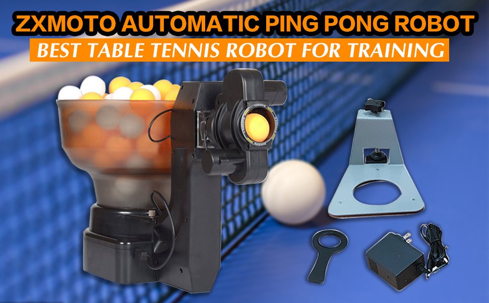 Ping Pong Robot Machine