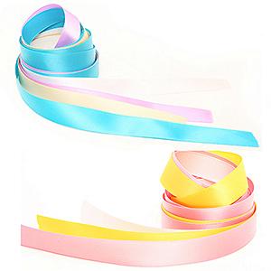 ribbon garlands