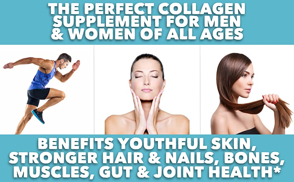 collagen powder, collagen peptides, collagen powder for skin, crepe erase, skin care skin supplement