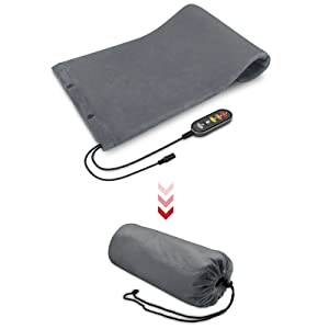storage bag heating pad simple portable lightweight nice gift for travel office