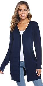 jersey mujer manga larga