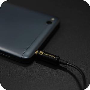 powerdewise lavalier mic