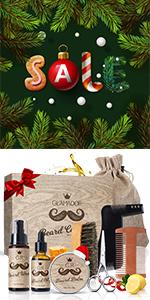 Kit Barba per Uomo regalo di Natale