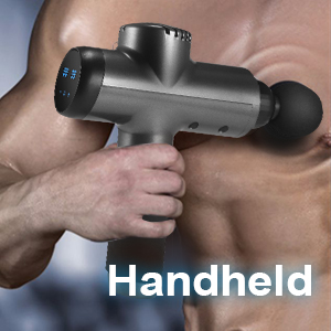 handheld portable massage gun
