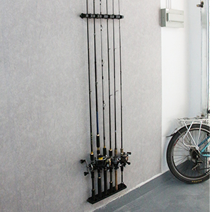 WV1 Fishing Rod Rack