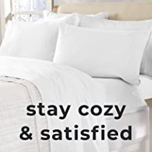 stay cozy and satisfied