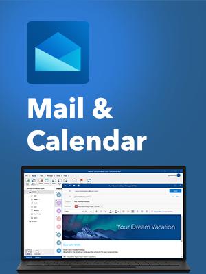 mail calendar outlook thunderbird gmail